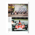 Book - Four Seasons at Ferrari The Lauda Years