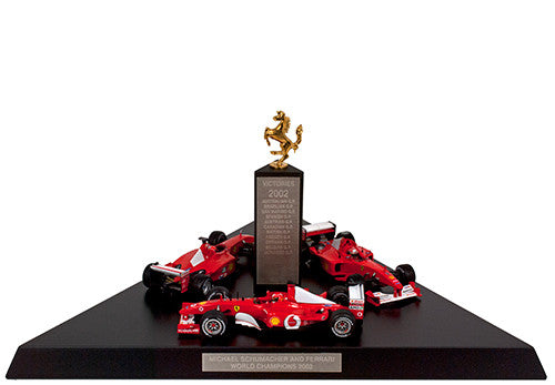 Grand Prix Legends 1/43 Ferrari Triple Champions
