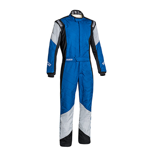 Sparco Grip RS-4  Racesuit Blue Grey