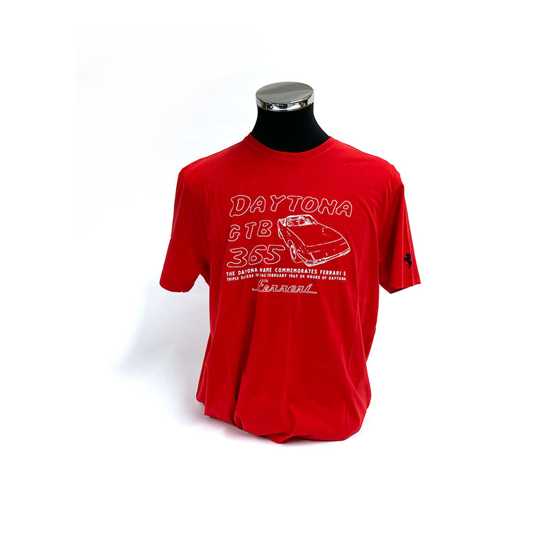Ferrari Daytona T-shirt Red