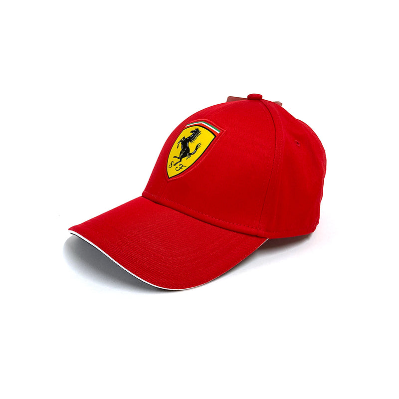 Ferrari Red Scudetto Cap