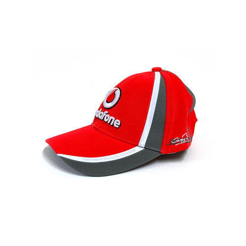 McLaren Jenson Button Kids Vodafone Cap