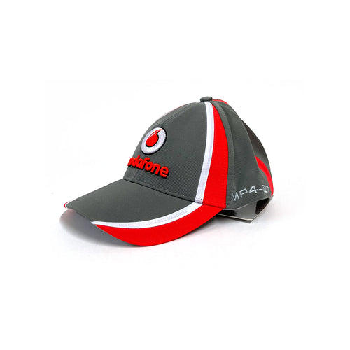 McLaren Grey Vodafone Team Cap