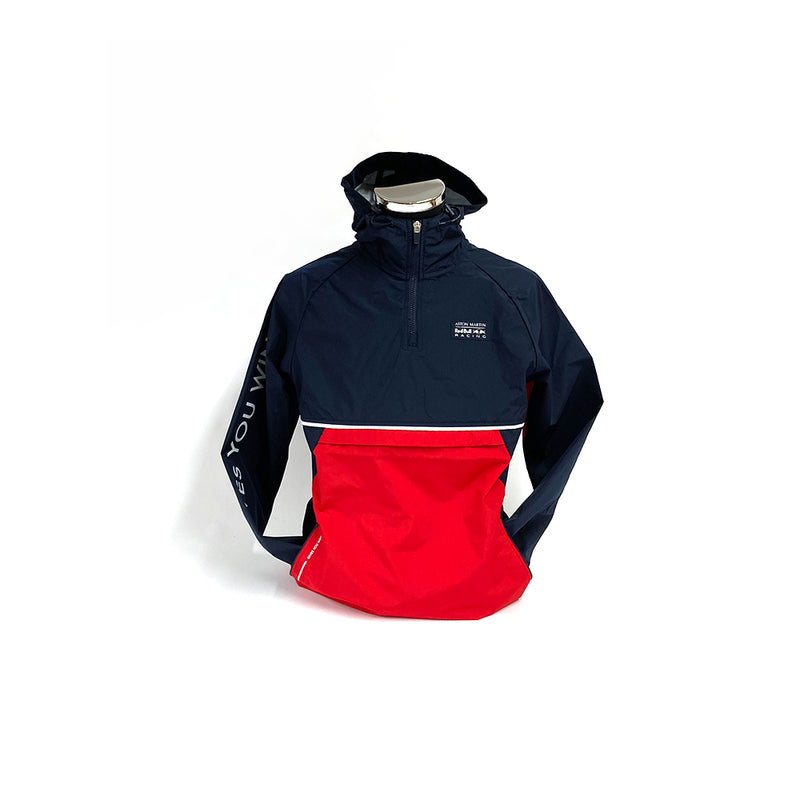 Red Bull Racing Pull Over Rain Jacket