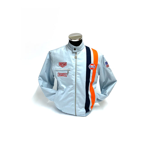 Dakota GP Michael Delaney Jacket Gulf Blue