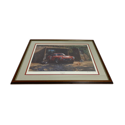 Alan Fearnley - Ferrari 250 SWB - Framed