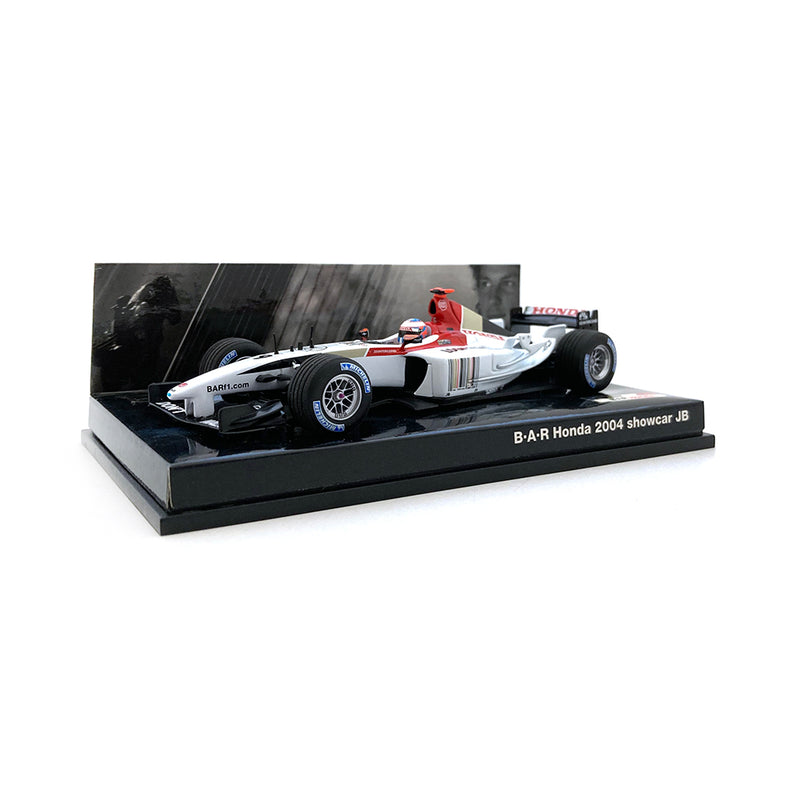 Minichamps 1/43 2004 BAR Honda Showcar Button Team Edition