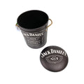 Jack Daniels Retro Storage Bin Stool - Small