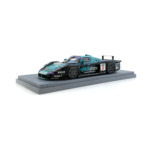 Gasoline 1/43 2005 Maserati MC12 #9 Spa Winners