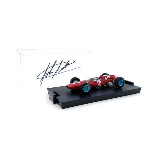 Brumm 1/43 1964 Ferrari 158 #2 Signed Surtees R290