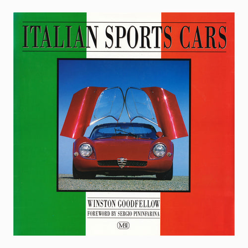 Book - Italian Sports Cars by Winston Goodfellow