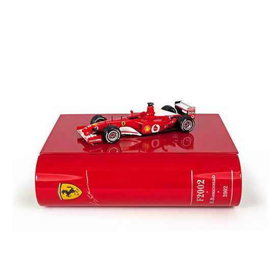 IXO 1/43 2002 Ferrari F2002 Barrichello German GP La Storia