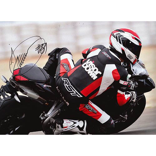 Signed Photograph - Jamie Whitham