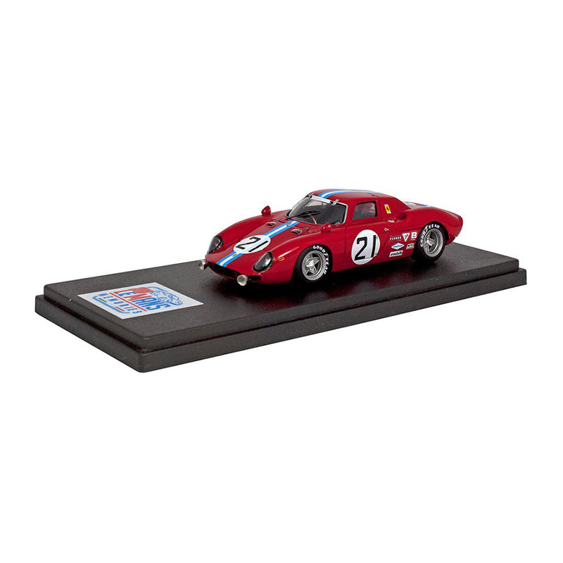 MG Model 1/43 1970 Ferrari 250 LM #21 Daytona