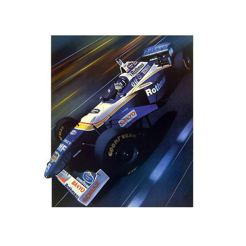 Gavin Macleod - F1 World Champions 1996