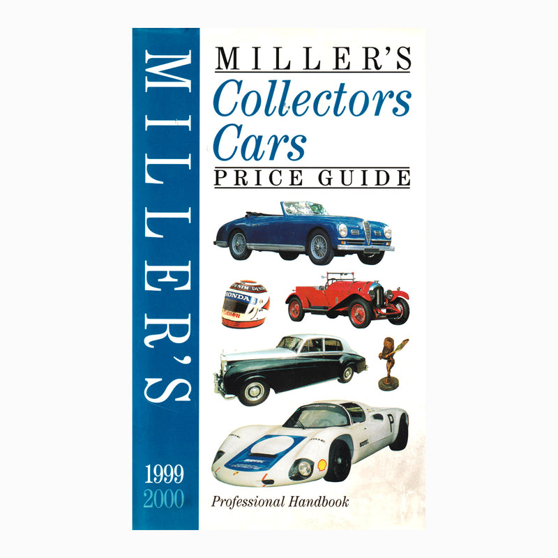 Miller's Collectors Cars Book Price Guide 1999/2000