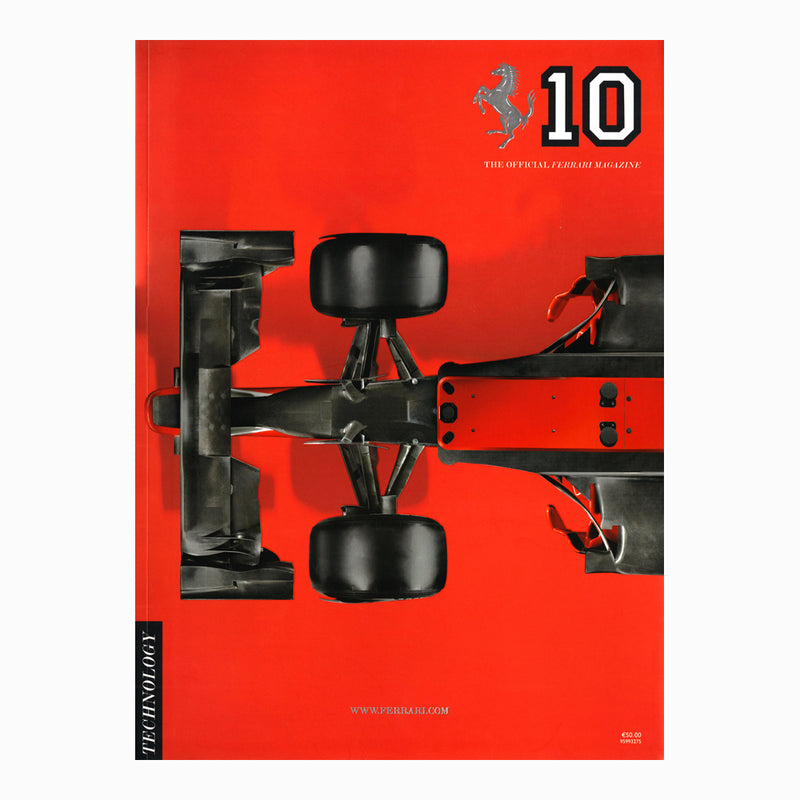 Book - The Official Ferrari Magazine Issue 10