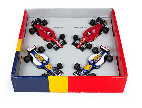 Onyx 1/43 Nigel Mansell Commemorative Set