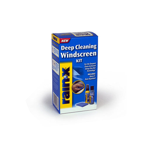 Rain-X Deep Cleaning Windscreen Kit