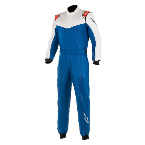 Alpinestars Stratos Racesuit Blue White Red