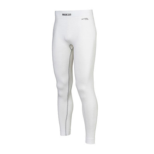 Sparco Shield RW-9 Race Bottoms White