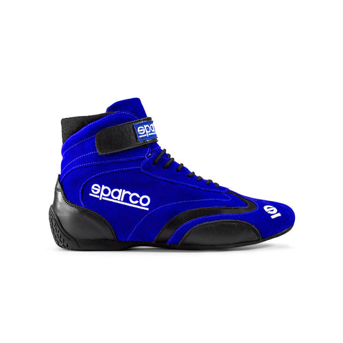 Sparco Top Race Boot Blue