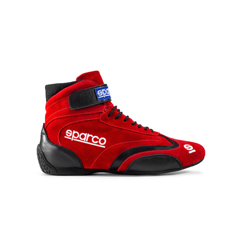Sparco Top Race Boot Red