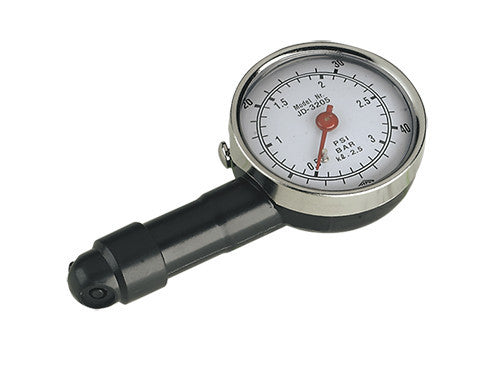 Sealey Tyre Pressure Gauge Dial Type
