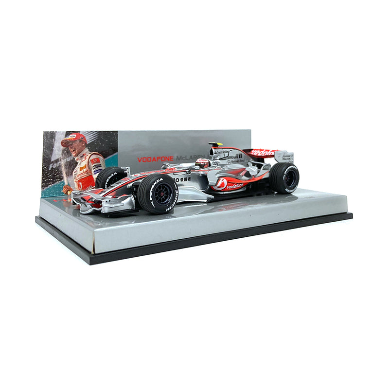 Minichamps 1/43 2008 McLaren MP4/23 Kovalainen Team Edition Showcar