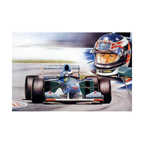 Wayne Vickery - Michael Schumacher