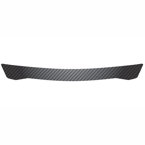 Carbon Visor Strip