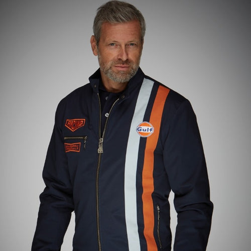 Dakota GP Gulf Roadmaster Jacket Navy
