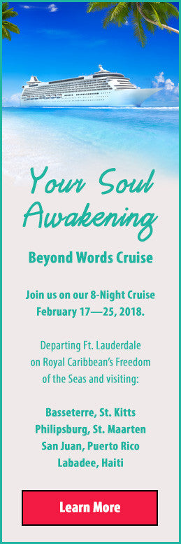 Beyond Words Cruise