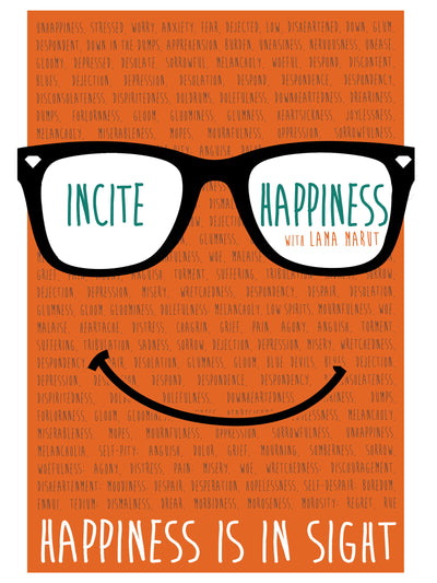 Incite Happiness with Lama Marut: Happiness is in Sight