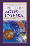 Notes From the Universe Perpetual Flip Calendar