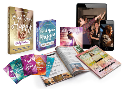 Find Your Happy Holiday Gift Set Bundle