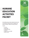 Institute for Humane Education Activity Kit