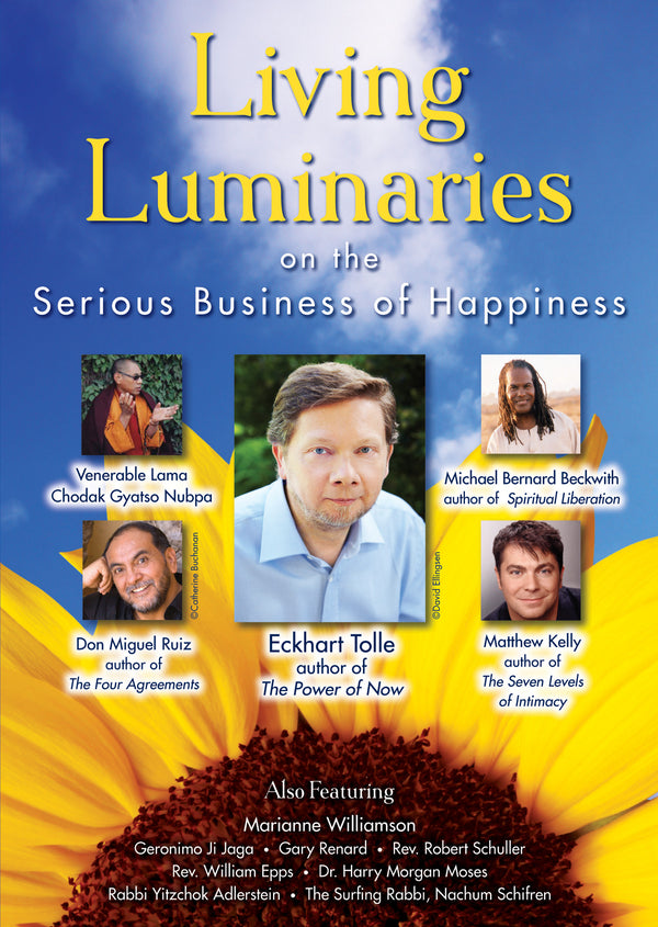Living Luminaries On The Serious Business Of Happiness Beyond