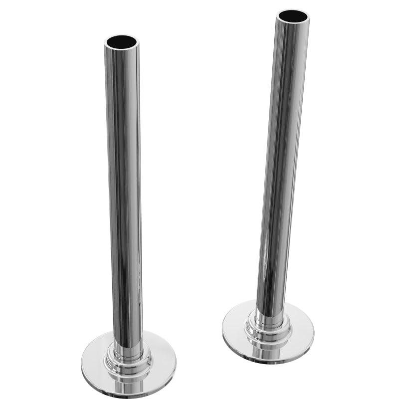 180mm Radiator Tubes with Floor Plates - 180TWP