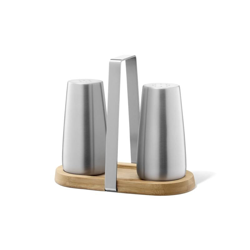 Bevo Salt / Pepper Shaker with Cruet Stand - 20875