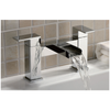 Square Waterfall Bath Filler - 029.28.006