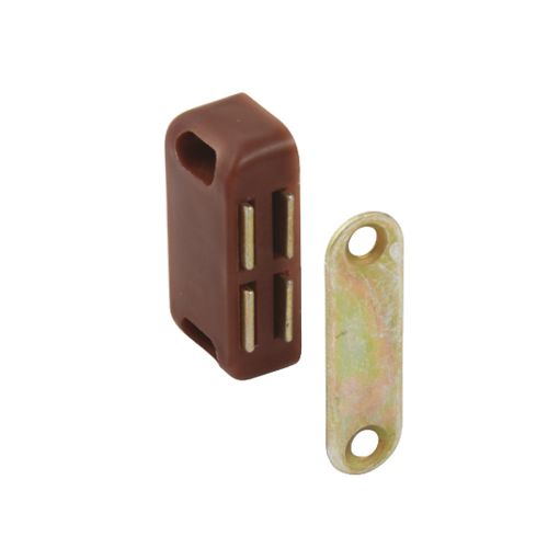 Magnetic Catch Brown, Pull 3.0kg - 246.22.100