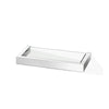 Linea Bathroom Shelf 26.5cm High Gloss - 40028