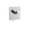 Duplo Towel Hook Square 5cm High Gloss - 40071