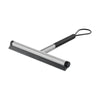 Jaz Bathroom Squeegee 23cm - Brushed - 40326