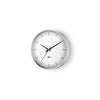 Vida Radio-Controlled Wall Clock - 24cm White - 60065