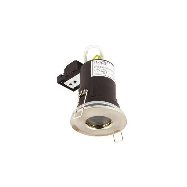 Fire-rated LED downlight, 240V, IP65 rated - 833.12.143