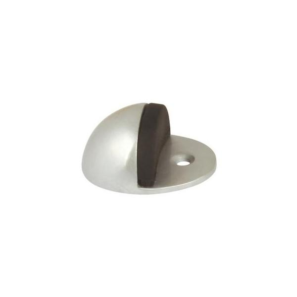 Floor Mounted Door Stop , Satin Anodised - 937.62.701