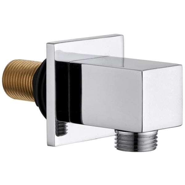 Square Wall Outlet Elbow - ABS0064