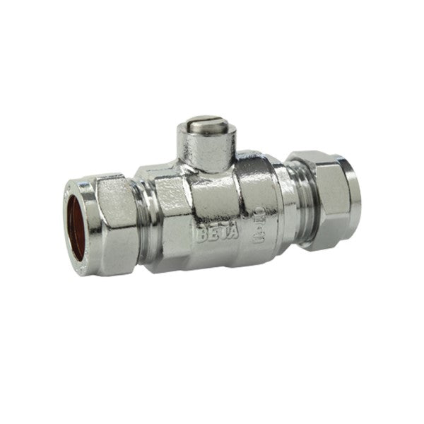 15mm Full Bore Isolating Valve CP - 048.113.001